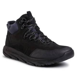 Šnurovacia obuv  MI07-A983-A813-10 nubuk