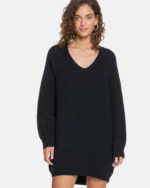 Čierne šaty Roxy