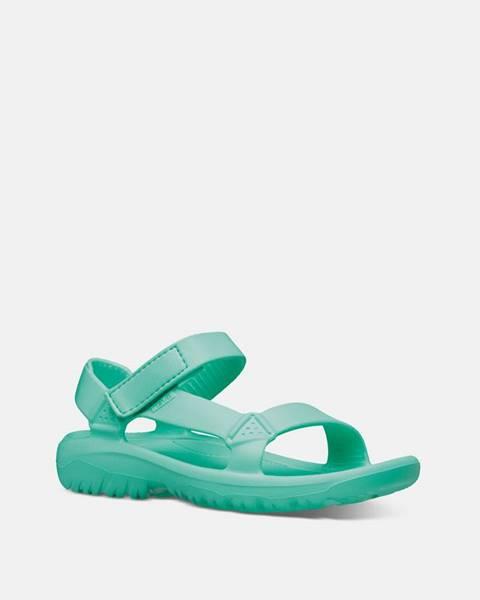 Tyrkysové sandále Teva