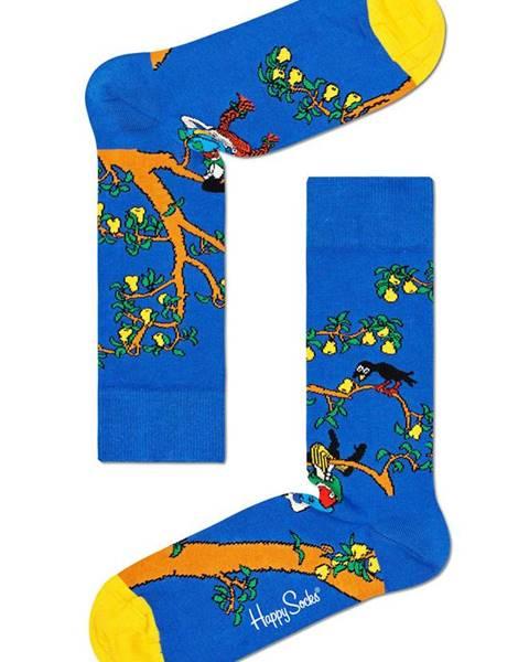 Modrá spodná bielizeň Happy Socks
