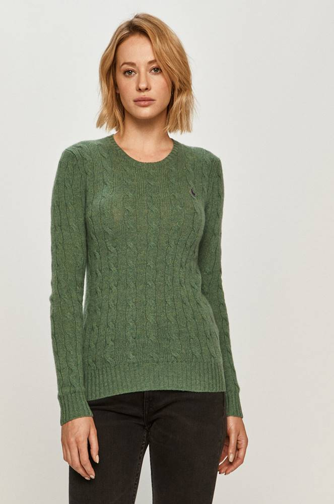 Polo Ralph Lauren Polo Ralph Lauren - Vlnený sveter