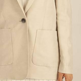 Dámske ľanové sako