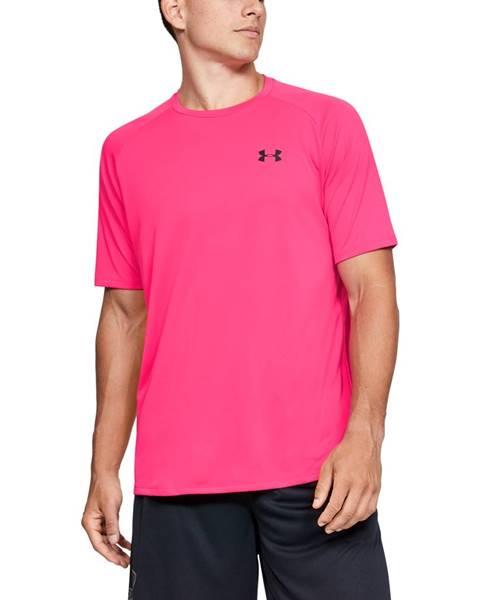 Ružové tričko Under Armour
