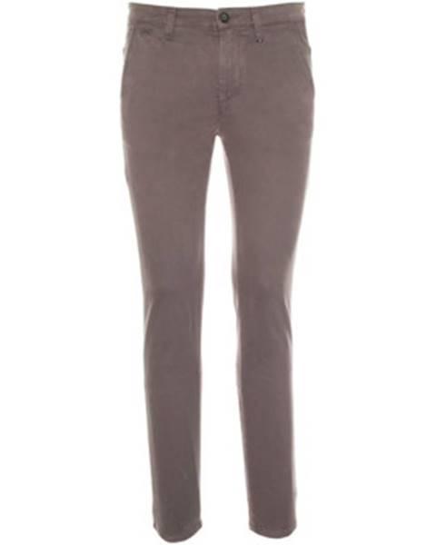 Béžové nohavice Nero Giardini