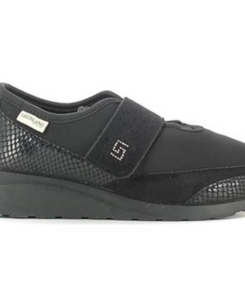 Čierne papuče Grunland