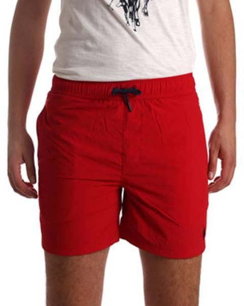 Červené plavky U.S Polo Assn.
