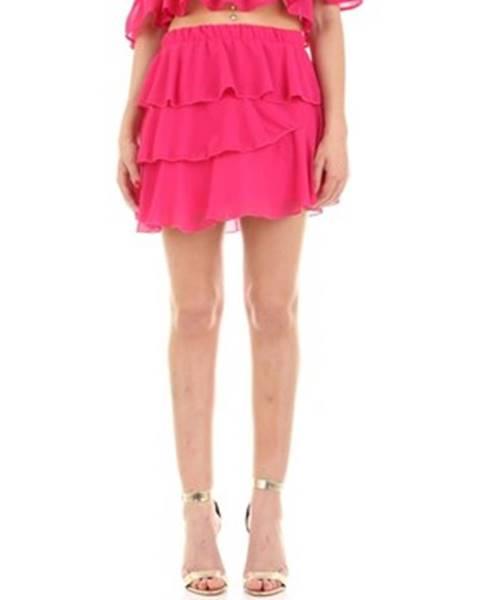 Ružová sukňa Vicolo