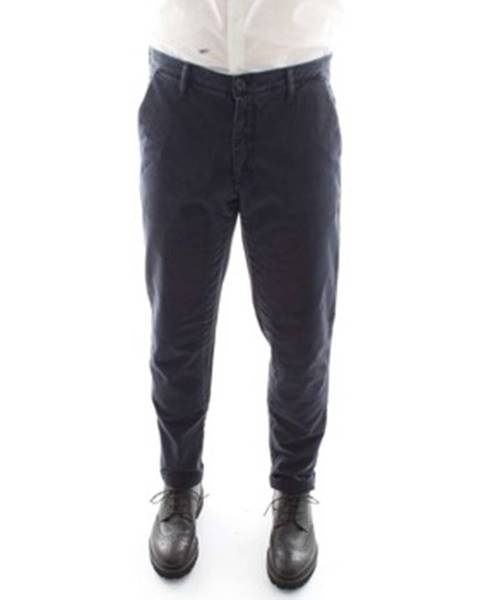 Modré nohavice Hamaki-ho