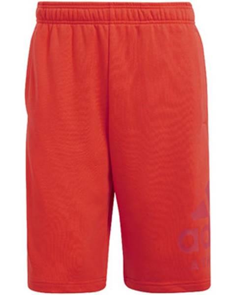 Červené plavky adidas
