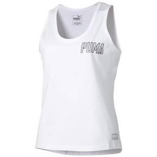 Tielka a tričká bez rukávov Puma  Athletics Tank