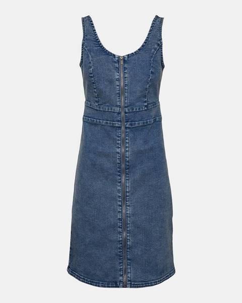 Modré šaty Noisy May