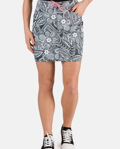 Sivá sukňa SAM 73