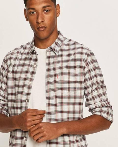 Viacfarebná košeľa Levi's