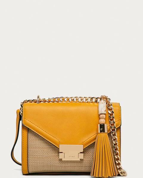 Žltá kabelka Aldo