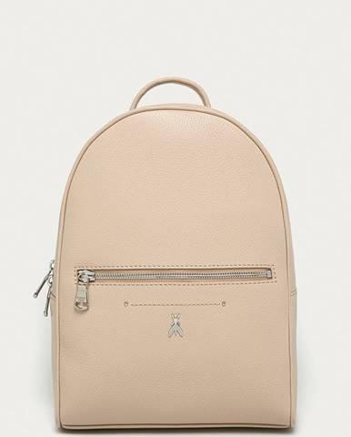 Béžový batoh Patrizia Pepe