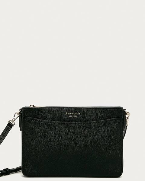 Čierna kabelka Kate Spade