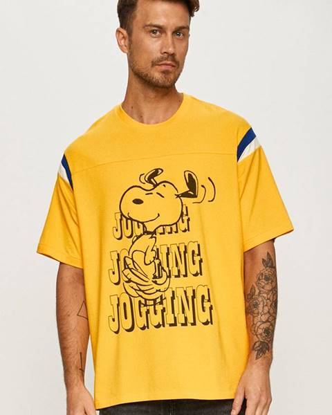 Žlté tričko Levi's