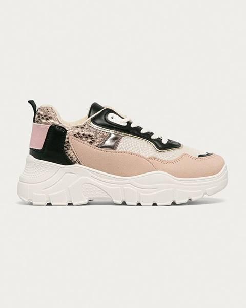 Ružové topánky Answear
