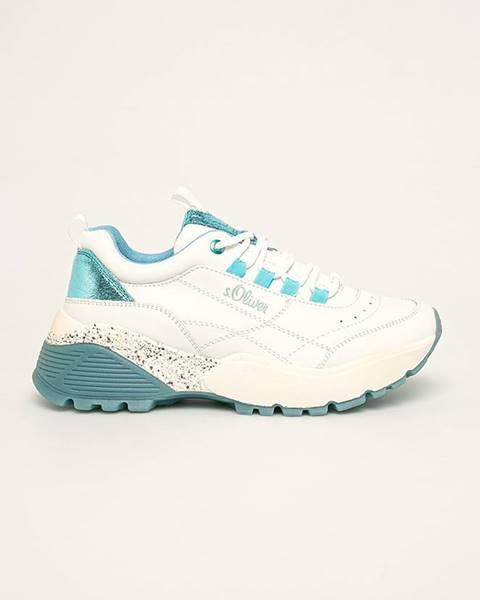 Biele topánky S.Oliver