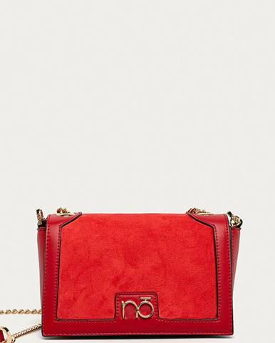 Červená kabelka nobo