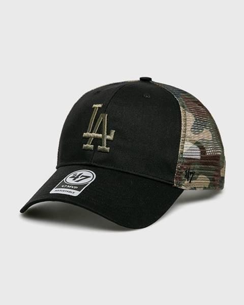 Čierna čiapka 47brand