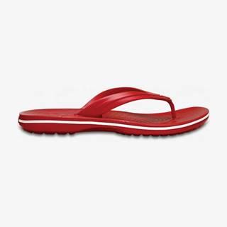 Crocs Crocband™ Flip Žabky Červená