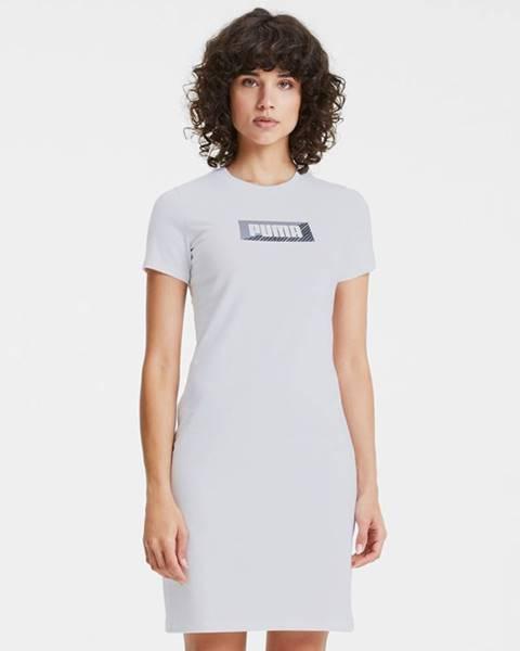 Biela sukňa Puma