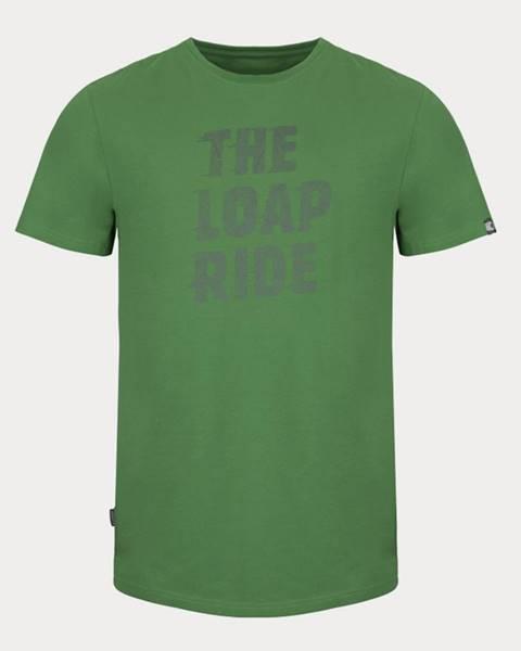 Zelené tričko LOAP