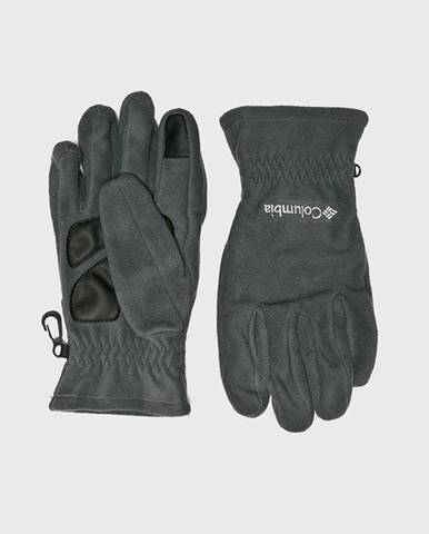 Sivé rukavice Columbia