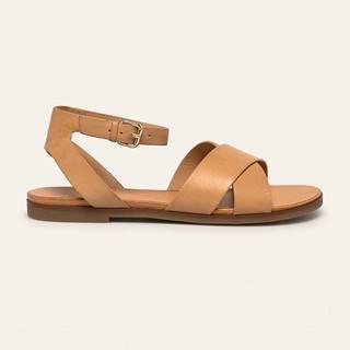 Aldo - Kožené sandále Wialia