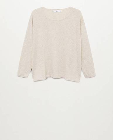 Sivý sveter Mango