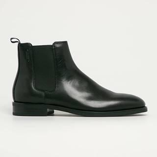 Vagabond - Kožené topánky Chelsea Percy