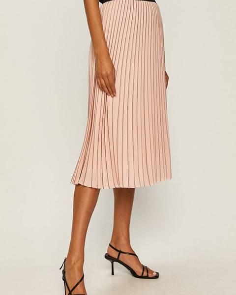 Ružová sukňa Karl Lagerfeld