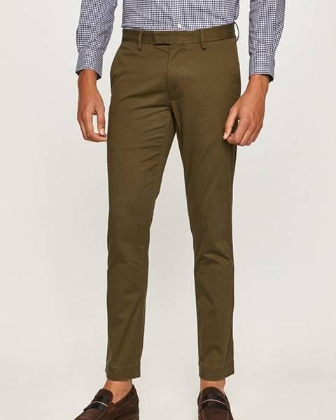 Zelené nohavice Polo Ralph Lauren
