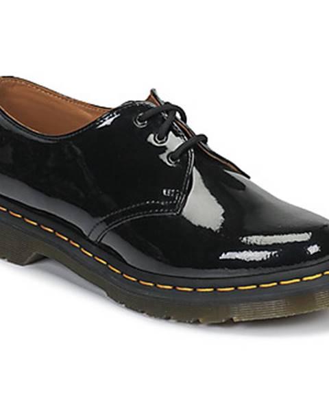 Čierne topánky Dr Martens