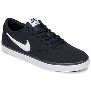 Nízke tenisky Nike  SB CHECK SOLARSOFT CANVAS