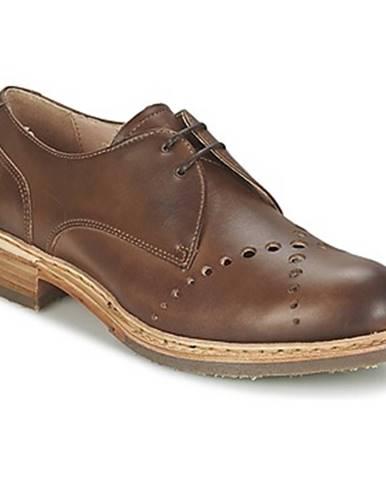 Hnedé topánky Neosens