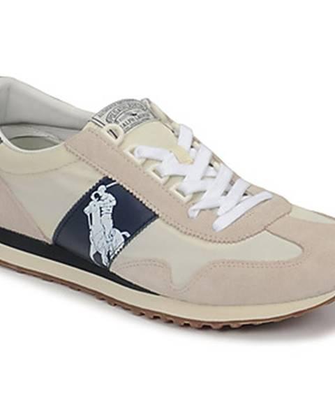 Biele tenisky Polo Ralph Lauren