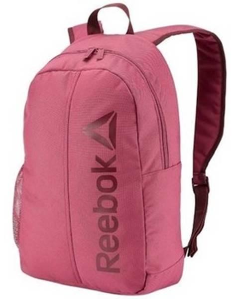 Ružový batoh Reebok Sport