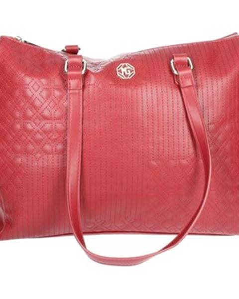 Červená kabelka Marina Galanti
