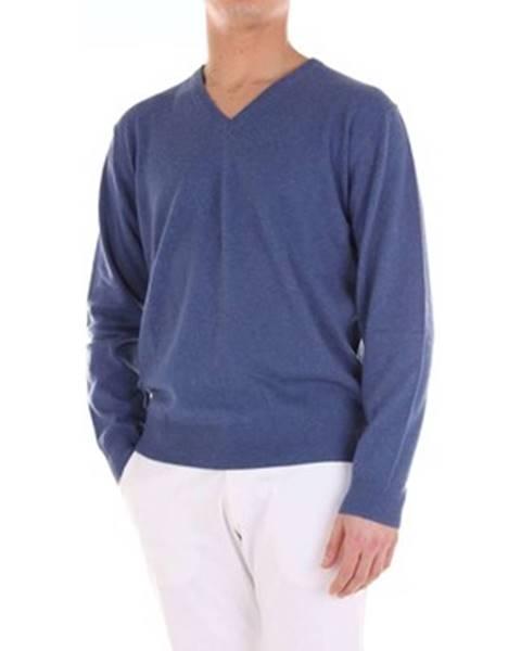 Modrý sveter R63 Erresessantatre