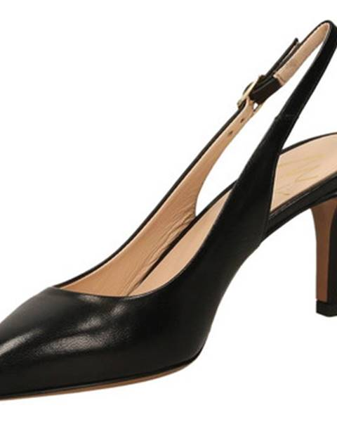 Čierne sandále Malù