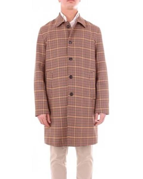Viacfarebný kabát Grifoni