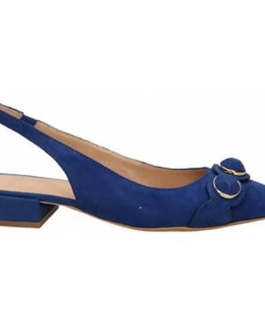 Modré balerínky Bruno Premi