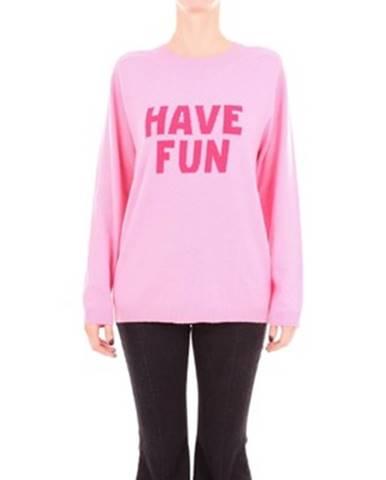 Ružový sveter Blugirl