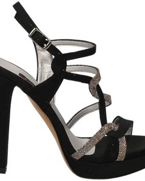 Viacfarebné sandále L'amour