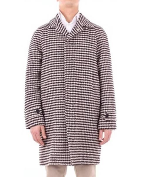 Viacfarebný kabát Manuel Ritz