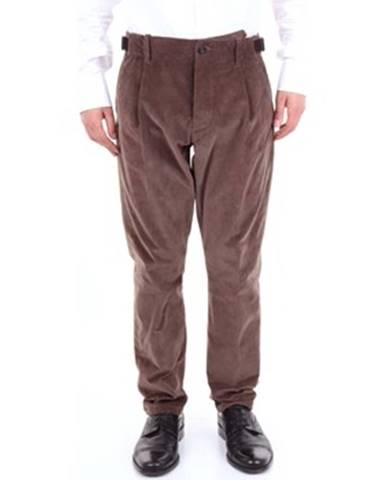 Viacfarebné nohavice Messagerie