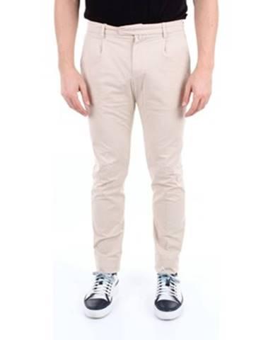 Béžové nohavice Briglia