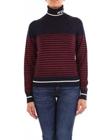 Viacfarebný sveter N°21